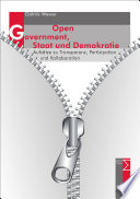 Open Government, Staat und Demokratie