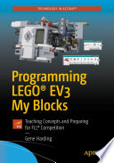Programming LEGO   EV3 My Blocks
