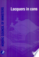Lacquers in cans   technology  legislation  migration and toxicology