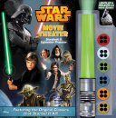 Star Wars Movie Theater Storybook   Lightsaber Projector