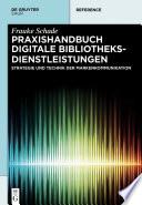 Praxishandbuch Digitale Bibliotheksdienstleistungen