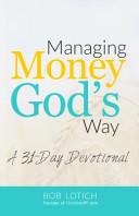Managing Money God s Way