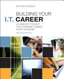 Building Your I T  Career