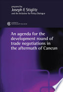 download ebook agenda for the development round of trade negotiations in the aftermath of cancún pdf epub