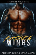 Broken Wings : site of a terrible accident...