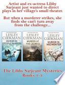 A Libby Sarjeant Murder Mystery Boxset