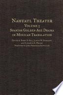 Nahuatl Theater