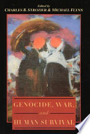 Genocide  War  and Human Survival