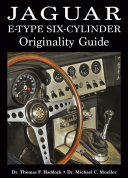 Jaguar E Type Six Cylinder Originality Guide