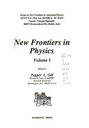 New Frontiers in Physics