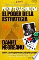Poker Texas Hold em El poder de la Estrategia