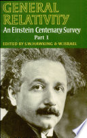General Relativity  An introductory survey Book PDF