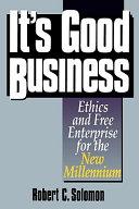 It's Good Business