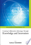 illustration du livre Creating Collaborative Advantage Through Knowledge and Innovation
