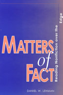 Films Of Fact par Daniel Wayne Lehman