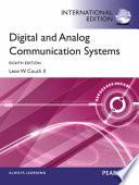 Digital   Analog Communication Systems