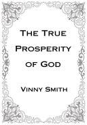 The True Prosperity of God
