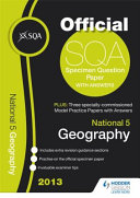 National 5 Geography and Model Papers