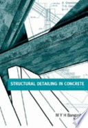 Structural Detailing In Concrete book