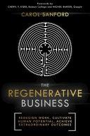 The Regenerative Business Book Cover
