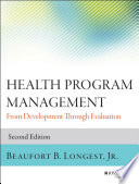 health program management