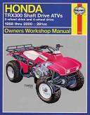 Honda TRX300 Shaft Drive ATVs