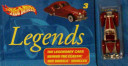 Hot Wheels Legends Are Presented In This Imaginative Book Filled