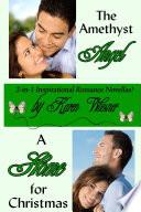 download ebook the amethyst angel/a home for christmas pdf epub