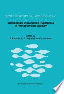 Intermediate Disturbance Hypothesis in Phytoplankton Ecology