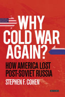 Why Cold War Again