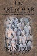 The Art of War (Including Commentaries with Original Unabridged Giles Translation) Book Cover