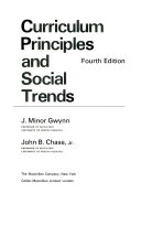 Curriculum Principles and Social Trends