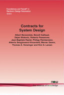 Contracts for System Design