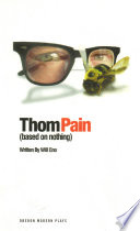 Thom Pain (based on nothing) Pdf/ePub eBook
