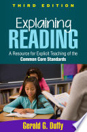 Explaining Reading  Third Edition