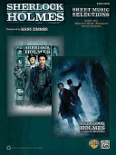 Sherlock Holmes Sheet Music Selections From The Warner Bros Pictures Soundtracks