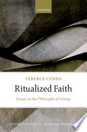 Ritualized Faith Not Simply Religious Convictions But Also