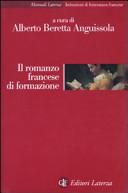 Il romanzo francese di formazione