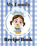 My Family Recipe Book Book PDF