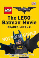 DK Readers L2  the LEGO   Batman Movie