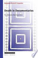 Death in Documentaries Book PDF