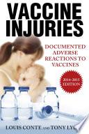 Book Vaccine Injuries