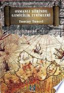 Osmanlı Şiirinde Gemicilik Terimleri