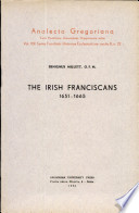 The Irish Franciscans  1651 1665
