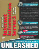 Microsoft Internet Information Server 3 Unleashed book