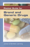 Pocket Guide for Brand and Generic Drugs