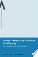 Reform  Identity and Narratives of Belonging