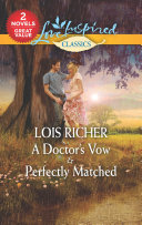 download ebook a doctor's vow & perfectly matched pdf epub