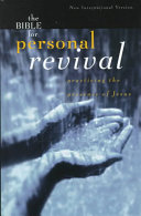 The Bible for Personal Revival
