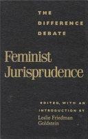 Feminist jurisprudence